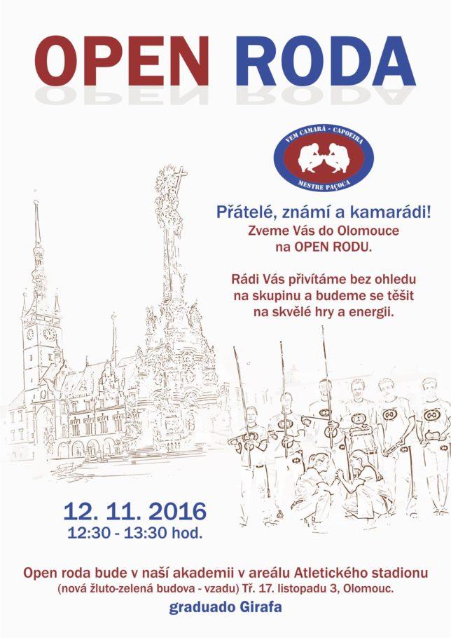 Plakát OpenRoda